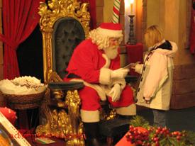 Santa Claus in Canada