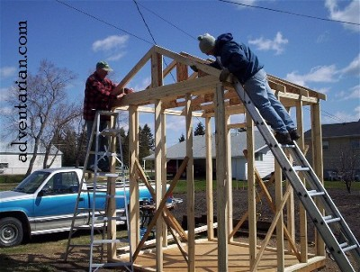 Shed_Construction